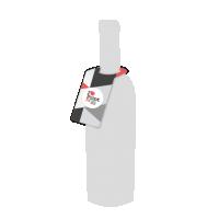 Collerette de bouteille