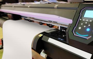 Imprimerie grand format