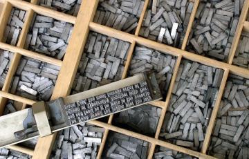 Glossaire imprimerie