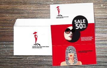 imprime sans adresse en petit format