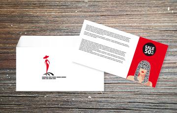 imprimes sans adresse - ISA enveloppe petit format