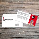 impression carte et personnalisation enveloppe petit format