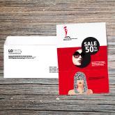 impression lettre personnalisation enveloppe petit format