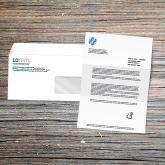 impression et personnalisation lettre - enveloppe petit format fenetre