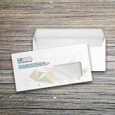 enveloppe 110x220 mm  avec bande de protection